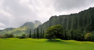Koolau Golf Club   Oahu, Hawaii